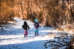 Pony Pasture Snow 1 5 18 - 13-2