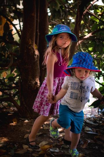 sibling hats1